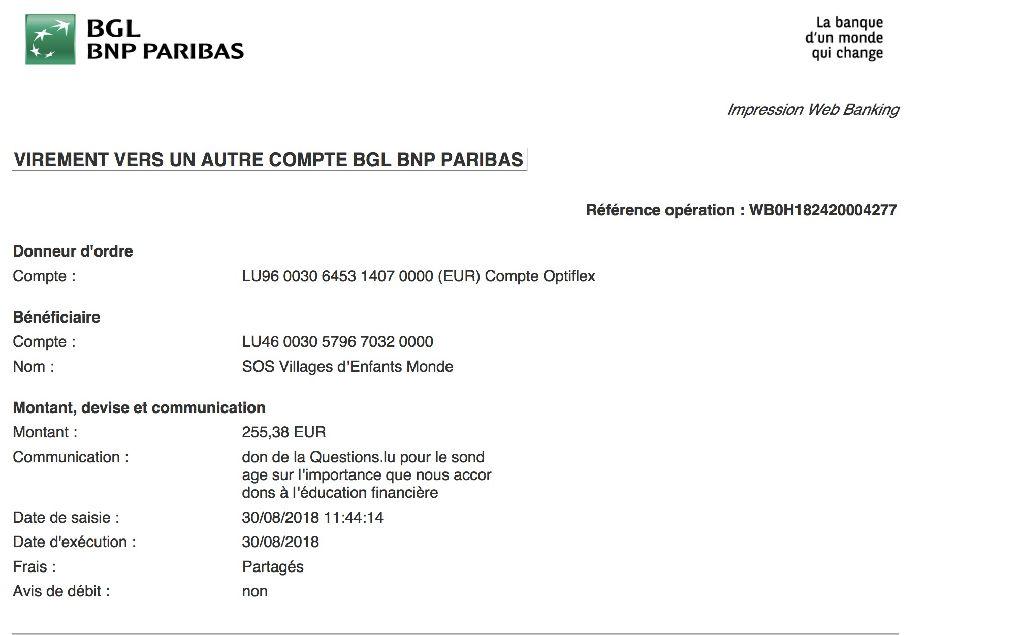Le sondage de notre client ALFI sur l importance que nous accordons à notre  éducation financière a généré un don de 1 000 euros. Grand MERCI à tous  ceux qui ... 24621291ae4